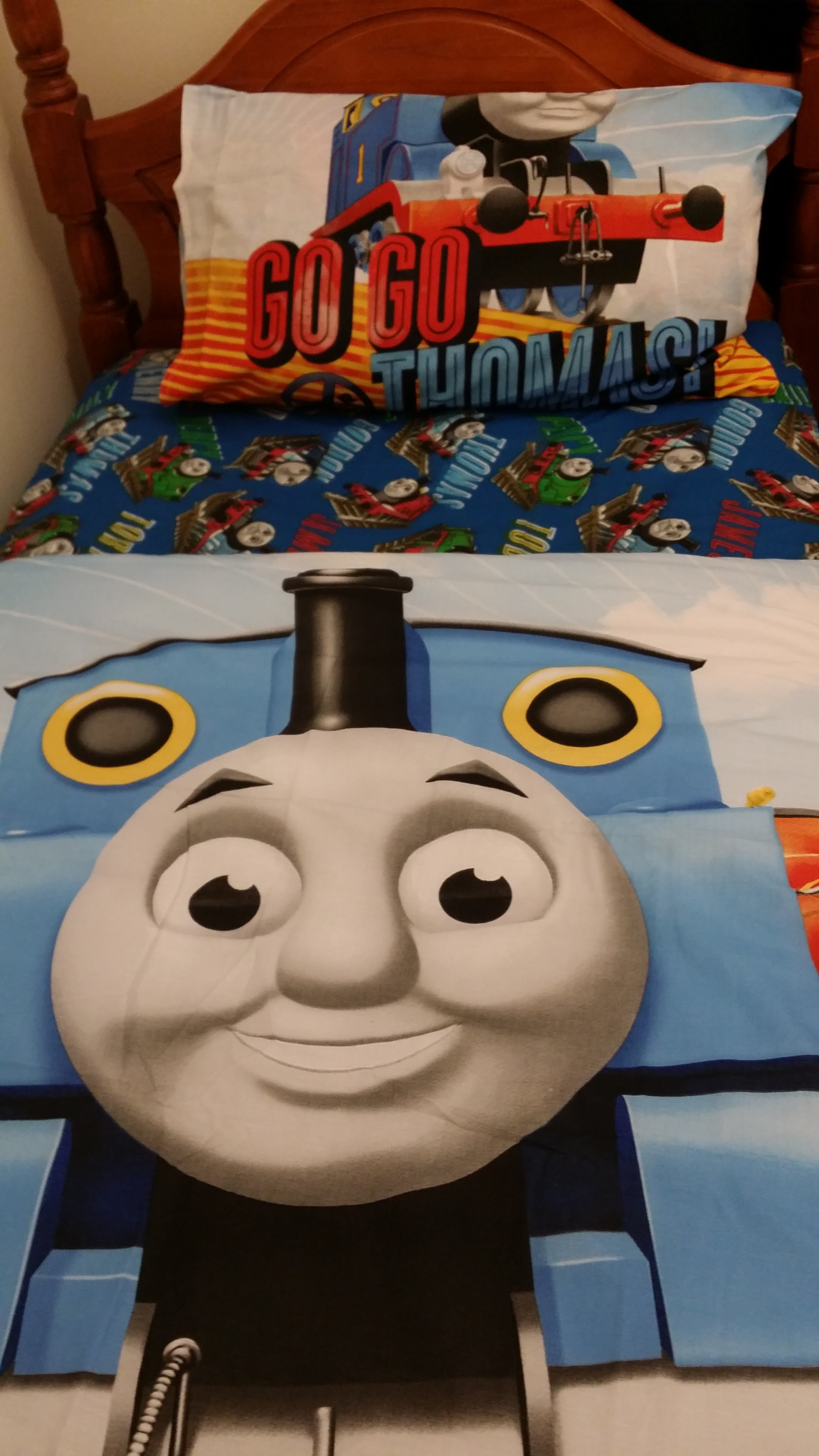 Thomas Single Bed Single Bed Quilt Doona